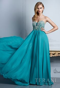 Terani Couture E2132 :: Prom Gowns 2013
