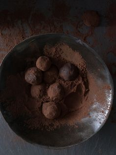 Chocolate Ganache Truffles Recipe | Vegetarian Times