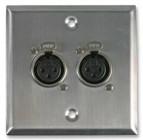 Advanced-Technology MTEK (PIKE & CO) AV16200. STAINLESS STEEL WALL PLATE (2 x XLR SOCKETS) has been published to http://www.discounted-tv-video-accessories.co.uk/advanced-technology-mtek-pike-co-av16200-stainless-steel-wall-plate-2-x-xlr-sockets/