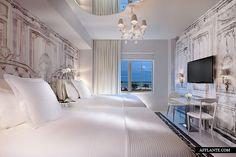 SLS Hotel South Beach // Philippe Starck | Afflante.com