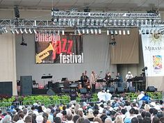 2014 Chicago Jazz Festival over Labor Day Weekend