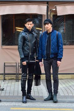Menswear fashion