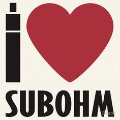 I love Subohm
