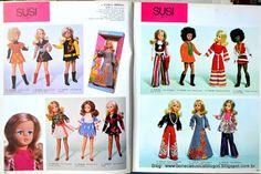 Catálogos Boneca Susi da Estrela de 1966 a 2014: Catálogo Boneca Susi 1973