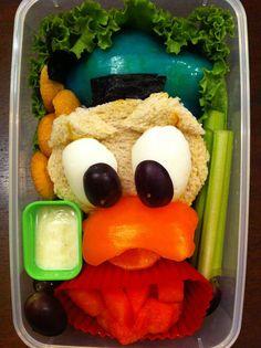 Mãe transforma lanches do filho em divertidas obras de arte (awesome kids lunch & snacks)  :)