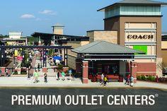Premium Outlet Centers #Premium Outlets #PremiumOutletsCenters