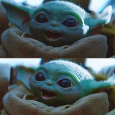 Baby Yoda uploaded by Moon Goddess on We Heart It Yoda Gif, Yoda Meme, Star Wars Characters, Cute Characters, Yoda Images, Yoda Pictures, Iphone Cartoon, Baby Clip Art, Star Wars Baby