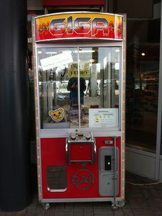 Greifarm-Automat