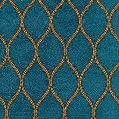 Tonic Living,Malta, Peacock,51% Polyester 49% Rayon,Retro futon covers, retro fabric and pillows. Gorgeous!