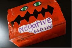 Negative nancy/positive polly :: confidence building activity for kids :: featured on The Healthy Tipping Point Confidence Building Activities, Self Esteem Activities, Building Self Esteem, Therapy Activities, Activities For Kids, Coping Skills, Social Skills, Therapy Tools, Art Therapy