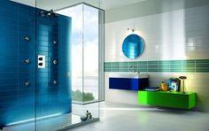 unitech tiles, finn ut hvilken farge den blå er