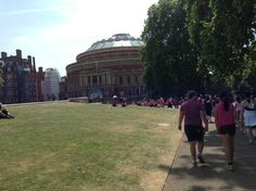The Royal Albert Hall Race For Life, Cancer Research Uk, Royal Albert Hall, Hyde Park, How To Raise Money, Street View, The Incredibles, Concert, Concerts
