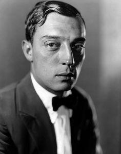 Portrait of Buster Keaton, 1920's