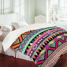 AWESOME Tribal Print Bed Spread