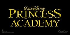 "Disney's ""Princess Academy"": An Amazing Animated Short That Never Was.  What a cool concept.  I really miss the old school hand-drawn animation!"