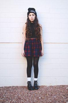 grunge fashion | Grunge Style | Fashion