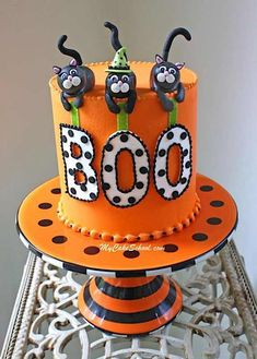 Cake Wrecks - Home - Sunday Sweets: Halloween Cuties!