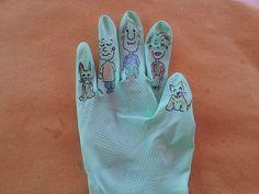 Marionetas como un guante
