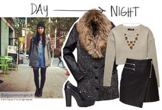 Day to Night: The Outerwear Collection