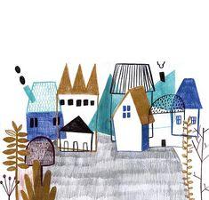 Coyote Atelier illustration inspiration: Daria Solak.