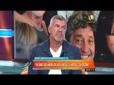 Dady Brieva, contra Andrea del Boca por negar su amistad con la ex presi...