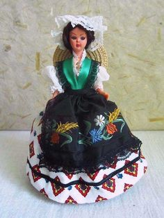 French Provence doll