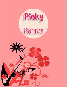 13 Simple diffrent Planner sheets in pdf format  for week ,month and day , with a cover with them ,used colors is pink and it's range, you can track every hour in your time , there are places for finance managment, analysis of productivity of the week, shopping list ,tracking your lessons , writing