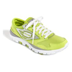 SKECHERS 'Go Run' Running Shoe (Women) - SKP note - super comf and my favorite color!