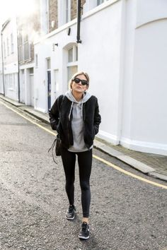 Comfy Winter Outfits Ideas For School - Winter Outfit - Fashionable Girly Outfits, Winter Outfits, Casual Outfits, Cute Outfits, Basic Outfits, Sport Outfits, Fashion Me Now, Teen Fashion, Winter Fashion