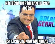 Veja os melhores memes sobre o mundial de 51 do Palmeiras