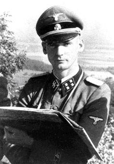 Hubert Meyer 12.SS-Panzerdivision 'Hitlerjugend'