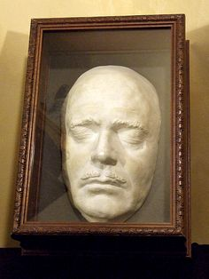 Clark Gable Life Mask from MGM Studios