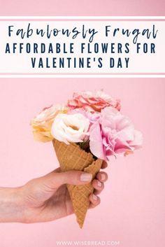 49 Ideas Flowers Arrangements Unique Valentines Day For 2019 Unique Valentines Day Ideas, Flowers For Valentines Day, Savings Planner, Budget Planner, Romantic Flowers, Amazing Flowers, Paper Hearts, Frugal Tips, Types Of Flowers