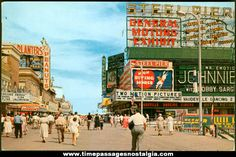 steel pier atlantic city nj - Saw some great shows there.Rolling Stones, Herman's Hermits, and many more. In the 70's I saw Chicago.