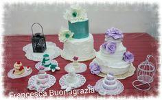 Centrotavola wedding e segnaposti wedding