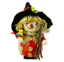 Steinbach Scarecrow Ornament