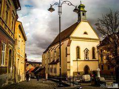 Biserica Ursulinelor,Sibiu, Transilvania, Romania