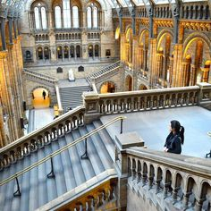 """Part 2 of ""Postcards From London"" is now live on BonTraveler.com  One of my favorite places to date, the Natural History Museum was architecturally…"""