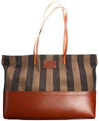 Fendi Handbags - ROLL SHOPPING BAG -Fall - Winter 2012/13 - Ladies Stylish Handbags... http://ladiesstylish.com/handbags.html #LadiesStylish #Designer #Handbags