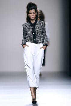 Miguel Palacio - Madrid Fashion Week P/V 2014 #mbfwm