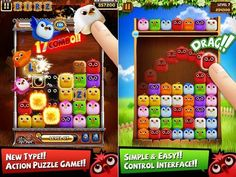 Puzzle Game Birzzle Pandora (HD) for iPhone and iPad