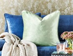 Cushions Online - Cotton & Linen Scatter Cushions Scatter Cushions, Throw Pillows, Navy Bedding, Cushions Online, Exotic Beauties, Quilt Cover, Cotton Linen, Quilts, Bb