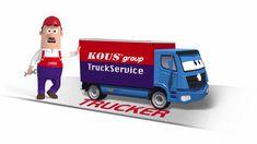 Kous Group Truck Service Trucker ALL XM HD