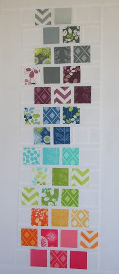 I have a jelly roll of this fabric- need to do a nice value piece with this. LG