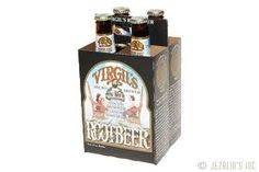 Virgil's root beer. People like to hate on this root beer and I do not understand why. It is delicious!