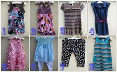 Masses of Dresses! A T.K. Maxx Kids Clothes Review