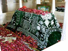 . Hazrat Pir Syed Ghulam Haider Ali Shah, Jallalpur Sharif, Near jhelum