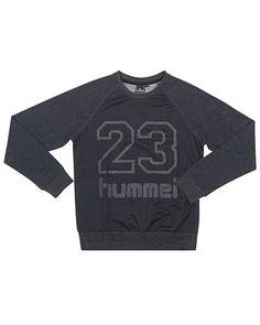 Super seje Hummel Fashion Charlie sweatshirt Hummel Fashion Overdele til Børnetøj til hverdag og fest