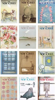 NEW YORKER COVERS. André François (9 November 1915 – 11 April 2005), born André Farkas, was a Hungarian-born French cartoonist.