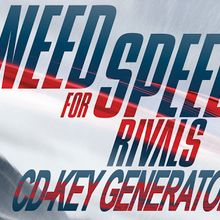 Need for Speed Rivals CD-Key Generator v1.0 Keygen Serials [PC:XBOX360:PS4:XBOX-ONE:PS4]